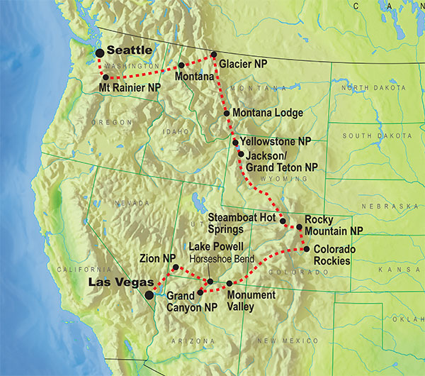 Exciting Trips And Fantastic Adventures In Yellowstone