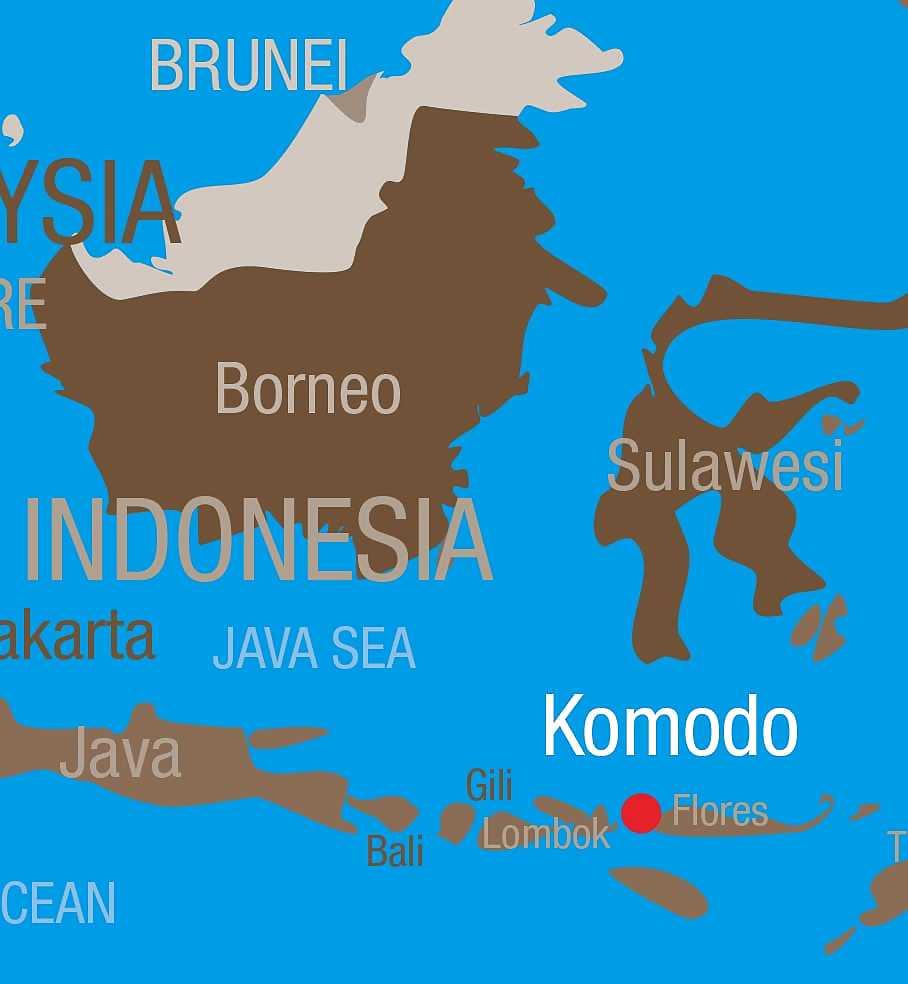 Komodo Blessing Tours